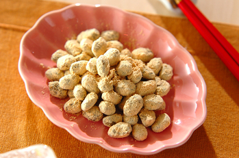 きな粉黒豆