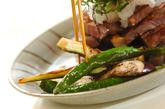 梅おろしステーキの作り方4