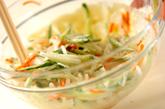 大根のマヨ和えサラダの作り方1