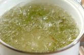 フキの青煮の作り方1