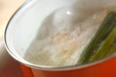 鶏肉入り温麺の作り方4