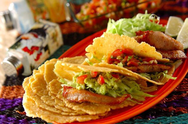 定番メキシコ料理レシピ15選。タコスもナチョスも本格派の味わい♪の画像