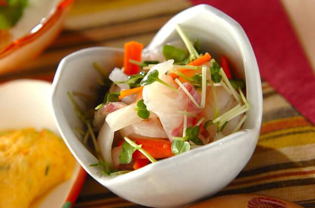 生でも焼いても!丸ごと味わう「チヌ」の料理レシピ8選の画像