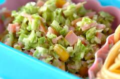 キャベツのコールスローサラダ