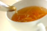夏野菜グラタンとコンソメスープの作り方6