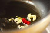鮭と菜の花の春色サンドの作り方2