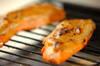 鮭と菜の花の春色サンドの作り方の手順4