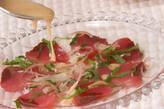 カツオ和風カルパッチョの作り方4