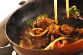 焼き肉の作り方2