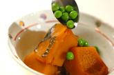 シンプルカボチャの煮物の作り方3
