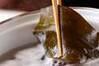 アサリの吸い物の作り方の手順3