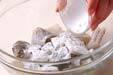 イカと野菜のソース炒めの作り方8