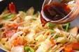 イカと野菜のソース炒めの作り方10