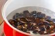 シジミのみそ汁の作り方3