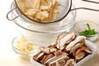 鮭の炊き込みご飯の作り方の手順3