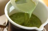 抹茶カンの作り方1