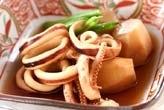イカと小芋の甘煮