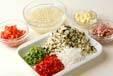 スペイン風オムレツの作り方の手順1