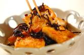 豆腐の塩昆布炒めの作り方2