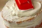 はじめてのショートケーキの作り方11