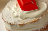 はじめてのショートケーキの作り方16
