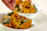 カボチャサラダの作り方4