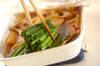 サンマと大根の煮物の作り方の手順4