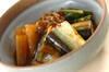 サンマと大根の煮物の作り方の手順