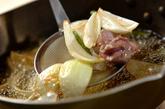鶏のカレー炒めの作り方2