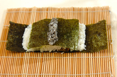 わんちゃんデコ巻き寿司の作り方5