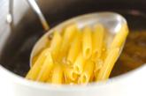 ココナッツスパゲティの作り方1