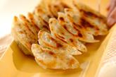 カレー餃子の作り方4