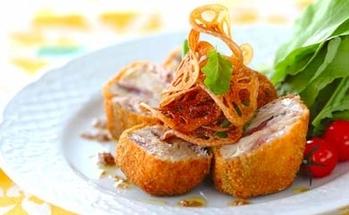 里芋のサンドフライ