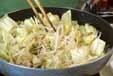 さっぱり野菜炒めの作り方2