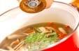 キクラゲのスープの作り方2