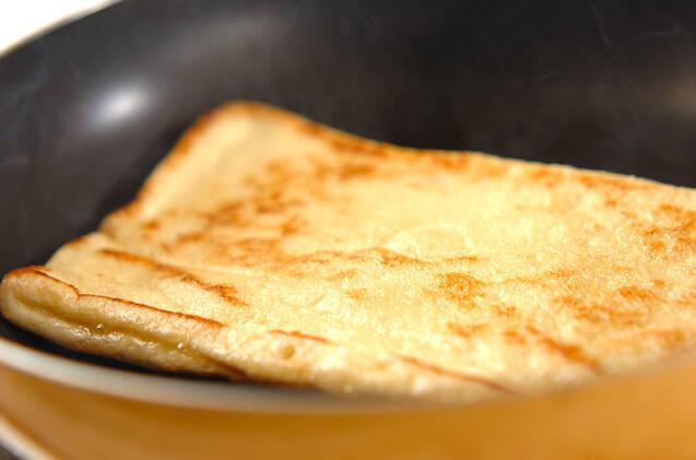 焼揚げの香味サラダの作り方の手順1