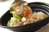 白菜の中華丼の作り方7
