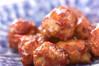 定番!肉団子の作り方の手順