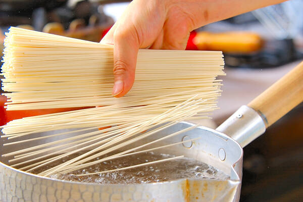 ナス素麺の作り方の手順3