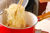 ナス素麺の作り方3