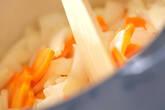 鶏肉とマッシュルームの煮込みの作り方9