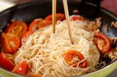 イタリアン素麺チャンプルーの作り方3
