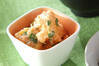 ジャガイモのタラコダレの作り方の手順