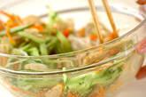 きんぴらサラダの作り方8