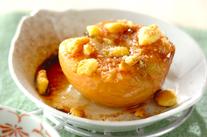 リンゴのオーブン焼き