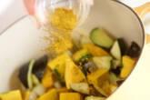 たっぷり夏野菜カレーの作り方3