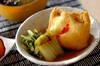 卵入り揚げ袋の煮物の作り方の手順