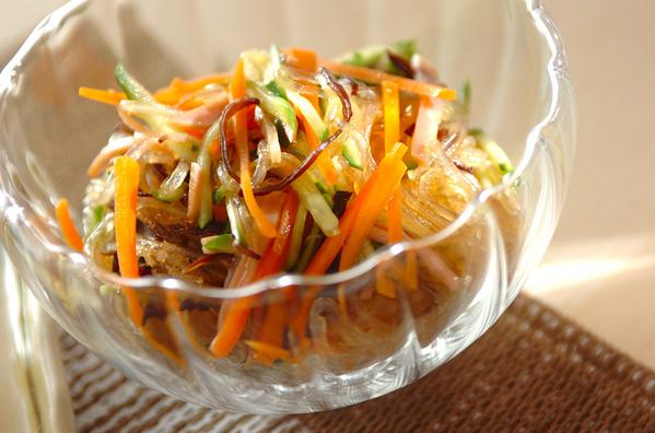 やみつき必至!さっぱり「中華サラダ」のレシピ18選