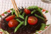 芽ヒジキのマヨサラダの作り方1