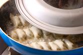 カリカリ焼き餃子の作り方4